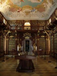 Bibliothek - Hauptsaaal