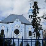 Die Blaue Kirche
