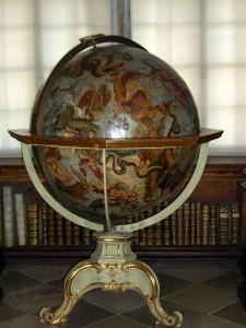 Der Himmelsglobus von Vincenzo Coronelli
