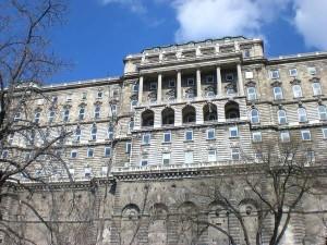 Die Ungarische Nationalbibliothek