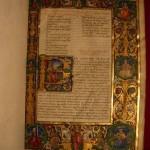 Eine reich ausgestattete Bilderhandschrift